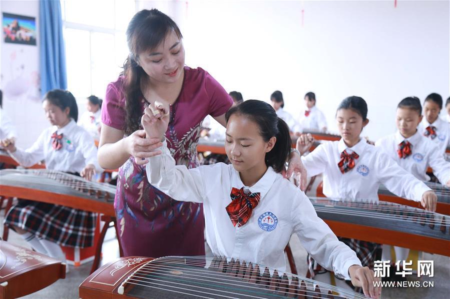 #(教育)(1)河北邢台:非遗传承进校园