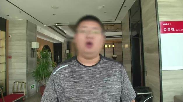 240斤小伙花6600元签约减肥 因一根火腿肠被开除